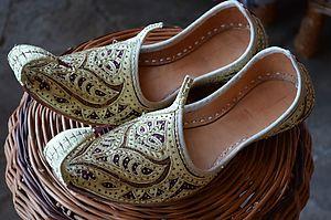 Восточные туфли
