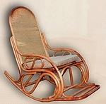 Кресло-качалка Здравствуй Дерево Бриз №1
