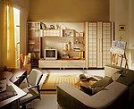 Комплект молодежной комнаты - Баллибум, профиль МДФ